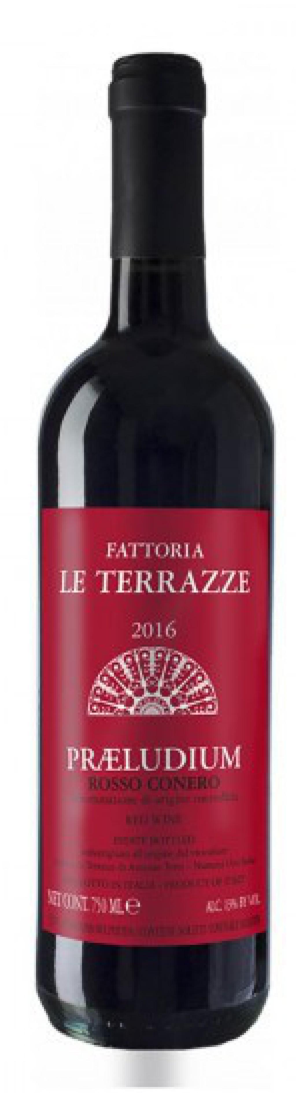 Preludium Rosso Conero Fattoria Le Terrazze: vendita online Weinen ...